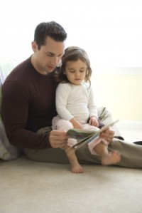 Reading Daughter